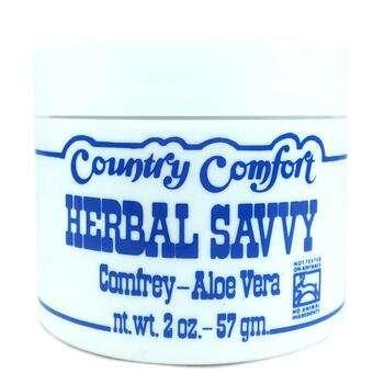 Купить Herbal Savvy Comfrey- Aloe Vera 57 g (Кантри Комфорт Травяной ...