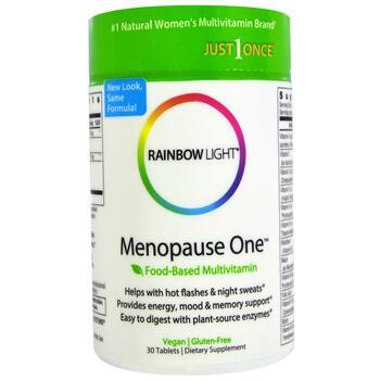 Купить Rainbow Light Menopause One Food Based Multivitamin 30 Tablets