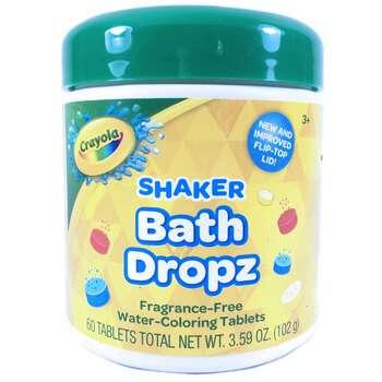 Купить Crayola Color Bath Dropz 60 Tablets