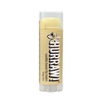 Купить Hurraw Balm Lip Balm Vanilla Bean 4.3 g