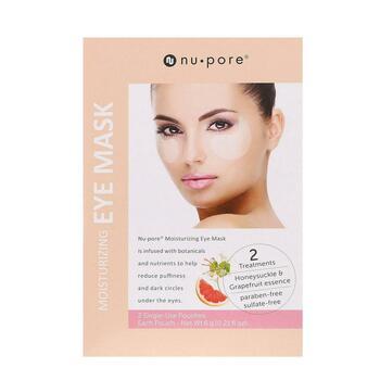 Купить Nu-Pore Moisturizing Eye Mask 2 Single-Use Pouches 6 g