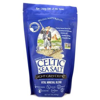 Купить Light Grey Celtic Vital Mineral Blend 454 g (Селтік Сі Морська...