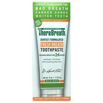 Купить Fresh Breath Toothpaste Mild Mint Flavor 113.5 g (Зубна паста ...