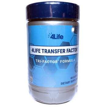 Купить Transfer Factor Tri-Factor Formula 60 capsules (Трансфер Факто...