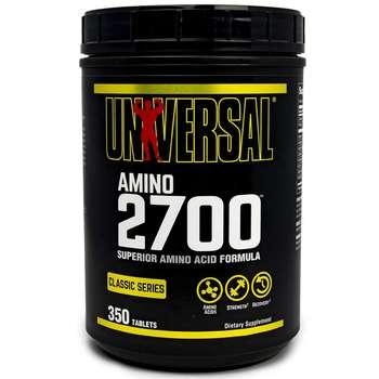 Купить Universal Nutrition Amino Acid 2700 350 Tablets