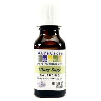 Купить Aura Cacia Pure Essential Oils Clary Sage Balancing 15 ml