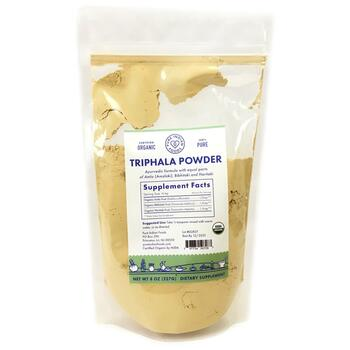 Купить Foods Organic Triphala Powder 227 g ( Foods Органічний порошок...