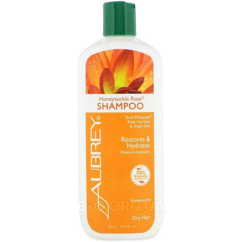 Обри Органикс Шампунь Интенсивное увлажнение для сухих волос Ж... фото товара