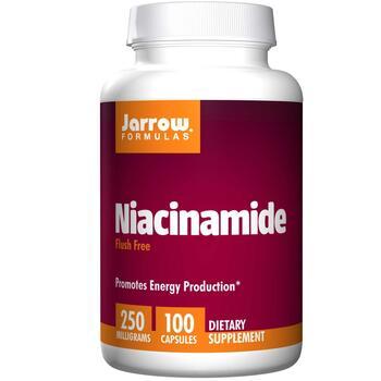 Купить Jarrow Formulas Niacinamide 250 mg 100 Capsules