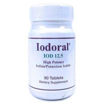 Купить Optimox Corporation Iodoral Iodine Potassium Iodide 90 Tablets