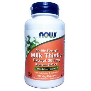 Купить Now Foods Silymarin 300 mg 100 Capsules