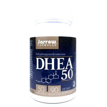 Купить DHEA 50 50 mg 90 Capsules (Джарроу Формули ДГЕА 50 50 мг 90 ка...