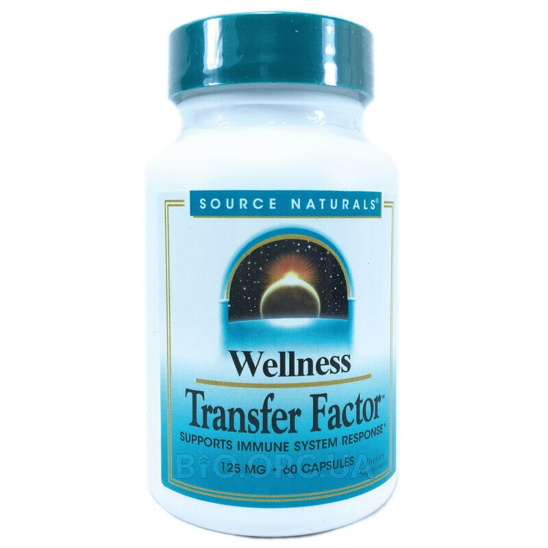 Трансфер Фактор 125 мг 60 капсул фото товара