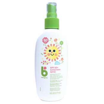 Купить Sunscreen Spray Mineral Based SPF 50+ 177 ml
