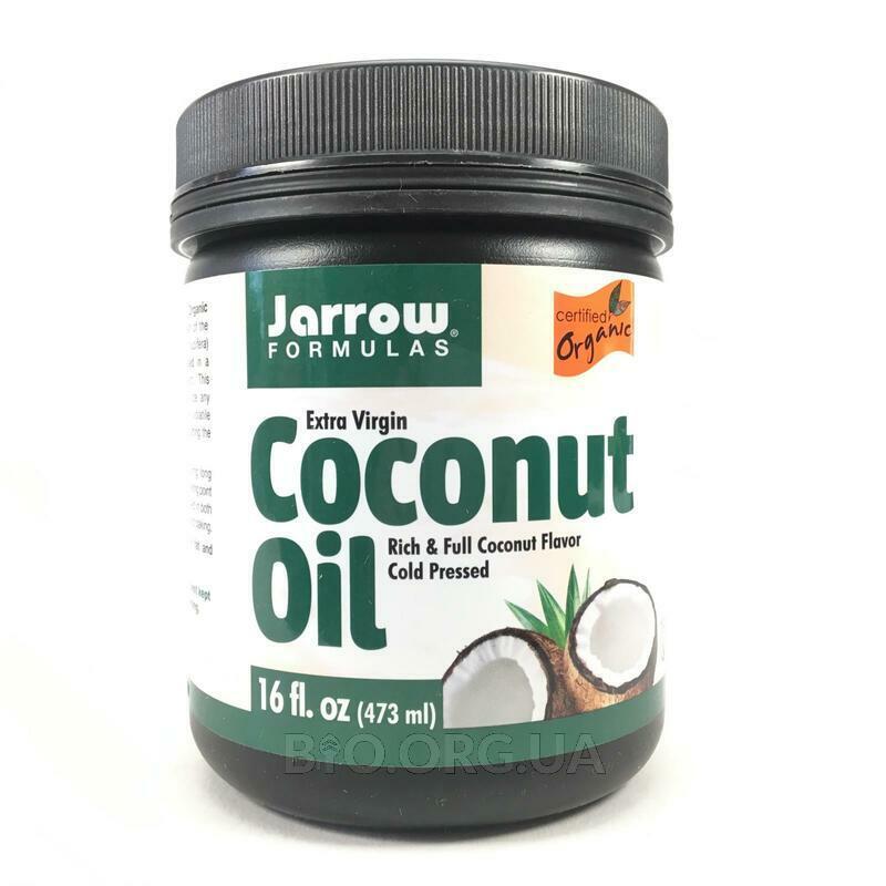 Органическое кокосовое масло первого отжима 473 мл фото товара