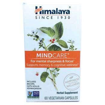 Купить MindCare Mentat 60 Vegetarian Capsules