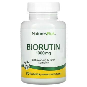 Купить Biorutin 1000 mg 90 Tablets