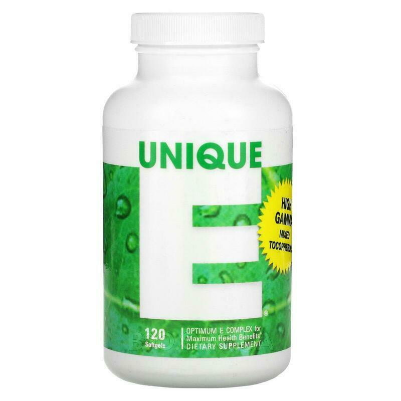 ЭйСи Грэйс Уникальный Витамин Е токоферолы 120 гелевых капсул фото товара
