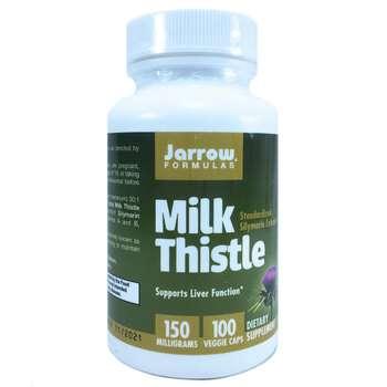 Купить Milk Thistle 150 mg 100 Veggie Caps (Молочний чортополох 150 м...