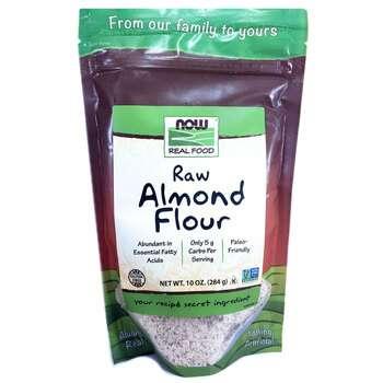 Купить Real Food Raw Almond Flour 284 g ( Real Food Сира мигдальна бо...
