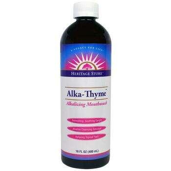 Купить Alka-Thyme Mouthwash 480 ml ( Алка-Тимьян для полоскания рта 4...