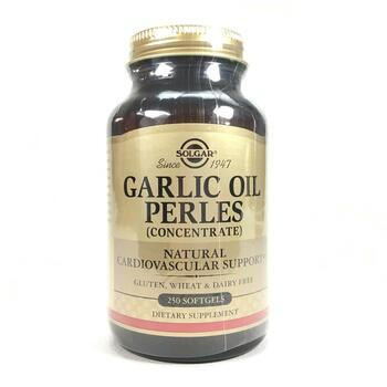 Купить Garlic Oil Perles Concentrate ( Часникова олія концентрат 250 ...