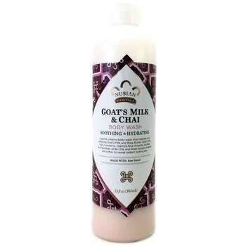 Купить Body Wash Goat s Milk Chai 384 ml (Нубіан Херітеч Гель для душ...