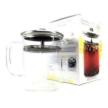 Купить Rishi Tea Simple Brew Loose Leaf Teapot 400 ml
