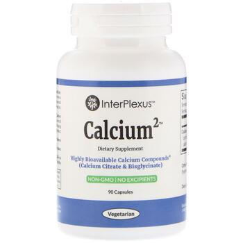 Купить InterPlexus Inc. Calcium 2 90 Capsules