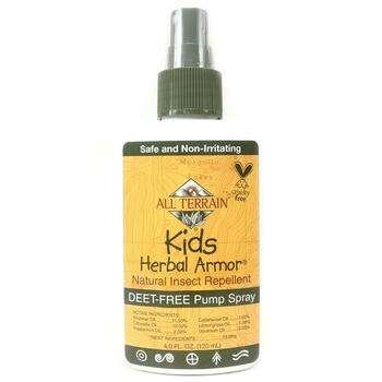 Купить Натуральный спрей от насекомых для детей 120 мл