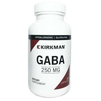 Купить GABA 250 mg 150 Vegetarian Capsules