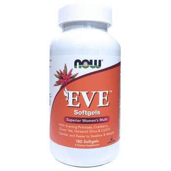 Купить EVE Superior Women's Multi 180 Softgels