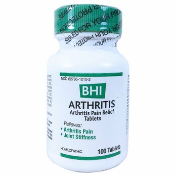 Купить MediNatura BHI Arthritis 100 Tablets