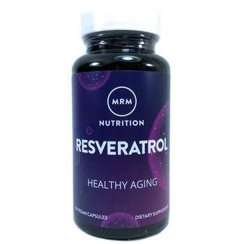 Купить MRM Resveratrol 60 Vegan Capsules
