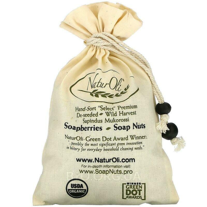 Органический порошок мыльные орехи в мешке фото товара