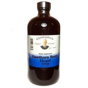 Купить Hawthorn Berry Heart Syrup 472 ml