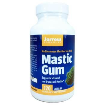 Купить Jarrow Formulas Mastic Gum 1000 mg 120 Capsules