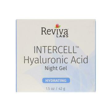 Купить InterCell Hyaluronic Acid Night Gel Hydrating 1 42 g
