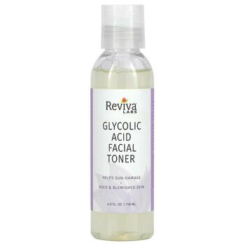 Купить Reviva Labs Glycolic Acid Facial Toner 118 ml
