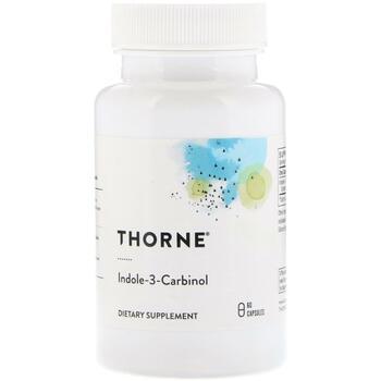 Купить Thorne Research Indole 3 Carbinol 60 Veggie Caps