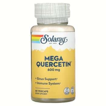 Купить Solaray Mega Quercetin 600 mg 60 VegCaps