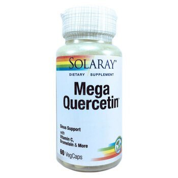Купить Mega Quercetin 600 mg 60 VegCaps