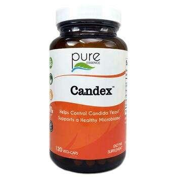 Купить Candex 120 Vegi-Caps (Пьюр Кандекс 120 капсул)