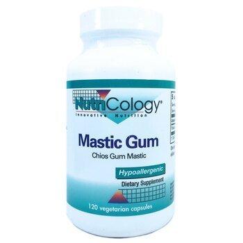 Купить Nutricology Mastic Gum 120 Vegetarian Capsules