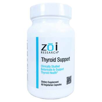 Купить Thyroid Support 60 Vegetarian Capsules
