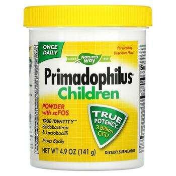 Купить Nature's Way Primadophilus Children 141 g