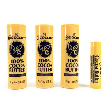Купить 100 Cocoa Butter Stick Plus a Free Lip Balm 3 Pack (Кококар чи...