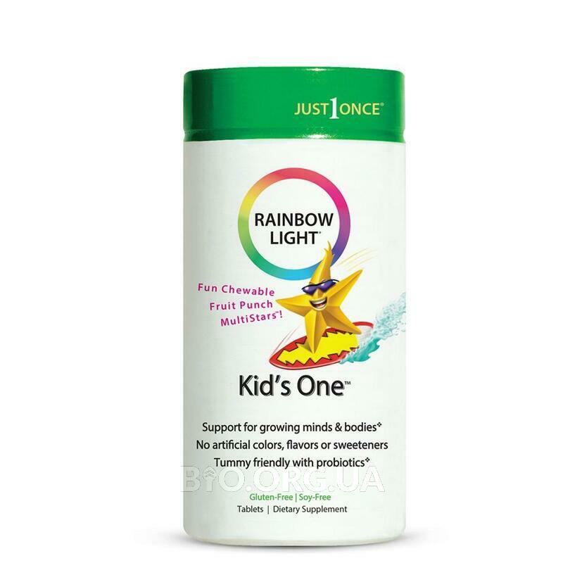 Детские мультивитамины на основе продуктов питания фруктовый п... фото товара
