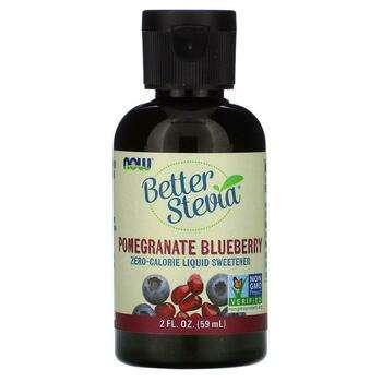 Купить BetterStevia Zero-Calorie Liquid Sweetener Pomegranate Blueber...