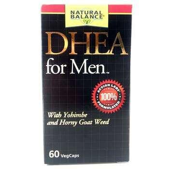 Купить DHEA for Men 60 Capsules (DHEA для чоловіків 60 капсул)